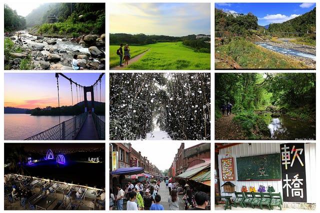 新竹橫山大山背森林步道景點整理(騎龍古道/豐鄉瀑布)