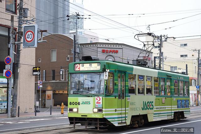 北海道函館車站設施、函館車站寄物、函館常見路線巴士