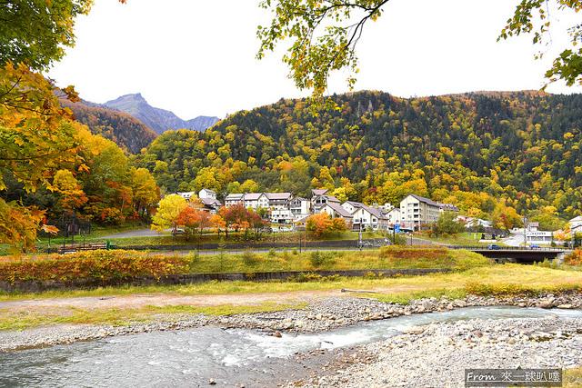 北海道層雲峽溫泉雲井旅館(平價一泊二食層雲峽住宿)