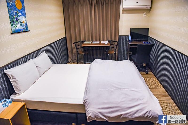 延伸閱讀:京都枸橘七條間之町日本飯店(有廚房/專屬洗衣機/房間大)