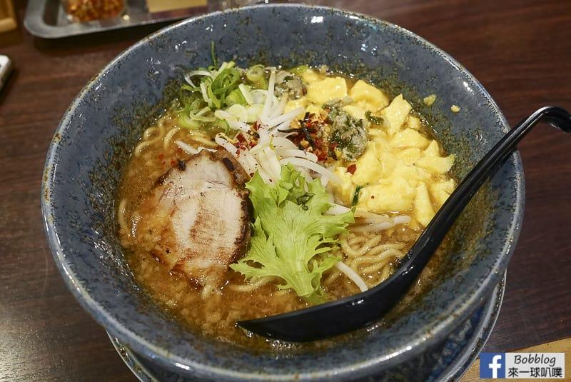 延伸閱讀:札幌車站拉麵美食-札幌一粒庵(拉麵名店,炒蛋濃味噌拉麵)