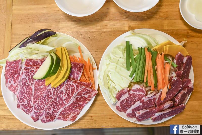 北海道洞爺湖燒肉美食-牛助(日式燒肉,成吉思汗羊肉,和牛)