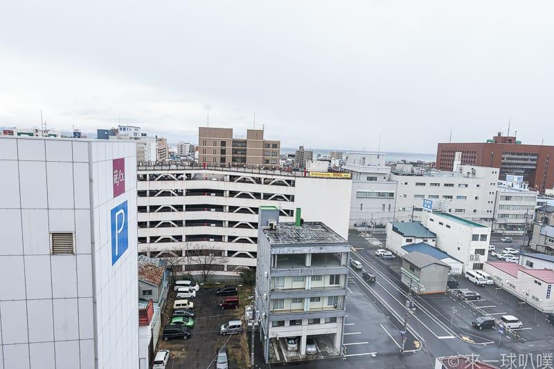 函館平價飯店住宿-函館resol飯店(函館站對面,大空間,親子友善飯店)