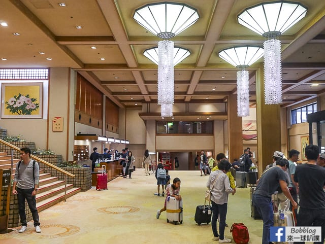 北海道登別住宿-瀧本飯店(便宜,可泡第一瀧本館4星飯店溫泉) @來一球叭噗日本自助攻略