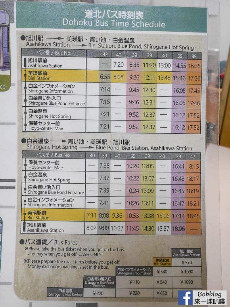 Biei station 11