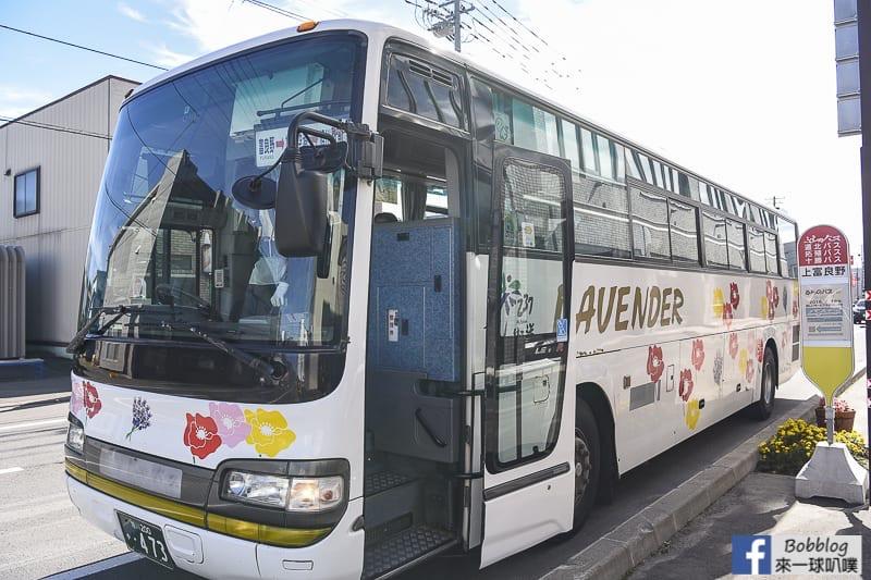 Lavender bus 4