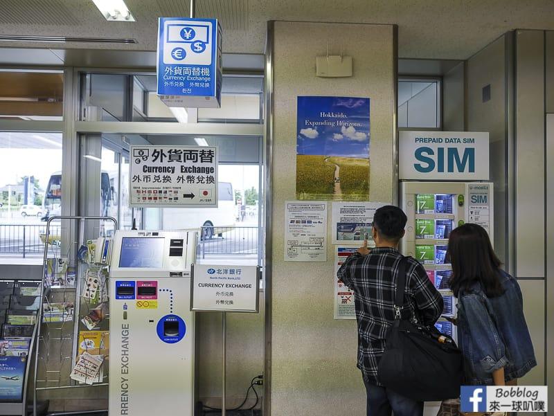 Hakodate airport 14