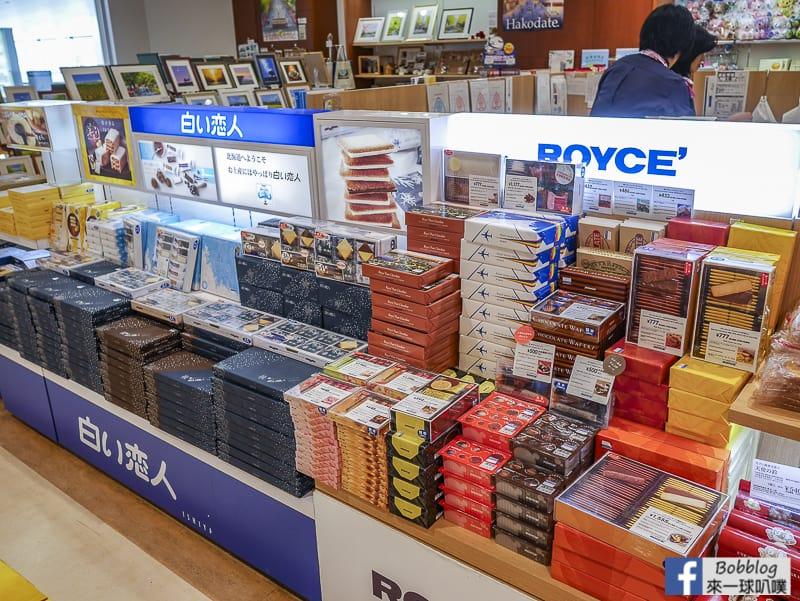 Hakodate airport depart 31