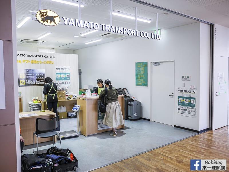 Hakodate station 16