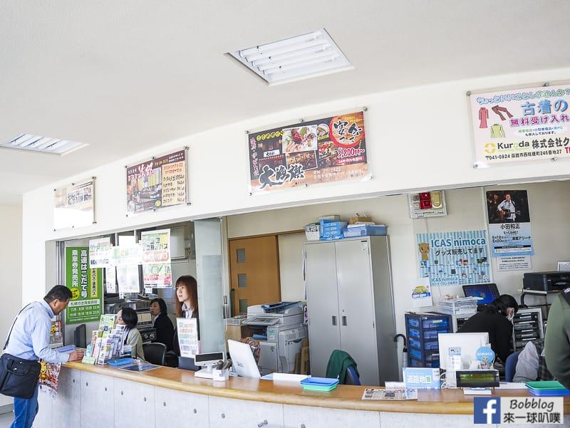 Hakodate station 25