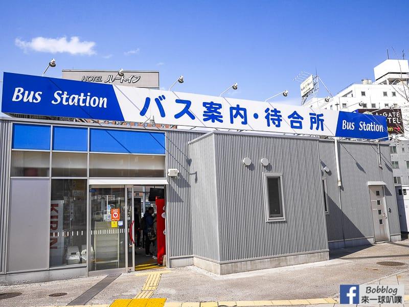 Hakodate station 26