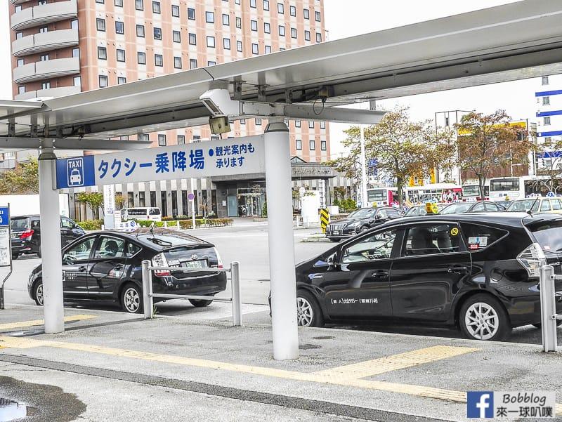 Hakodate station 50