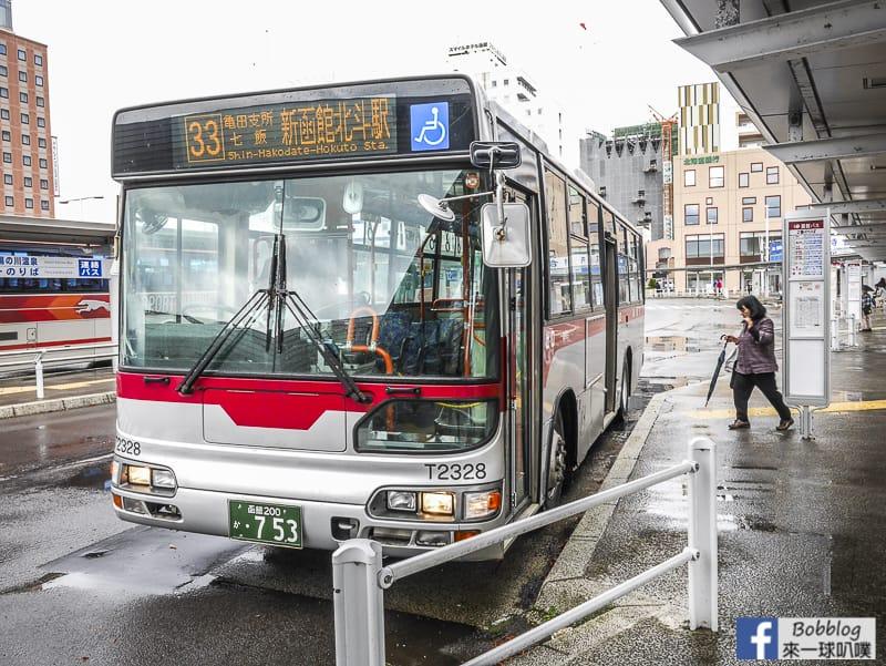 Hakodate station 55