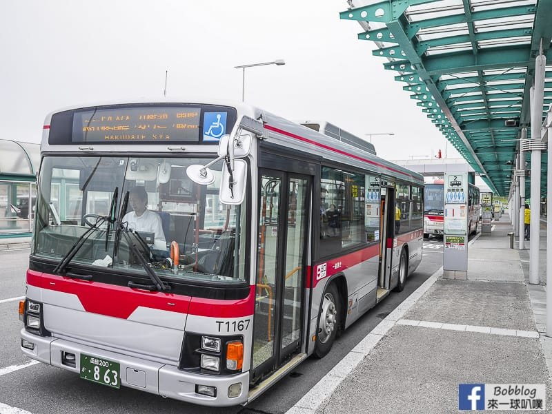 Hakodate airport 19