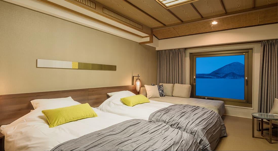 札幌-洞爺湖太陽宮殿SPA度假酒店1