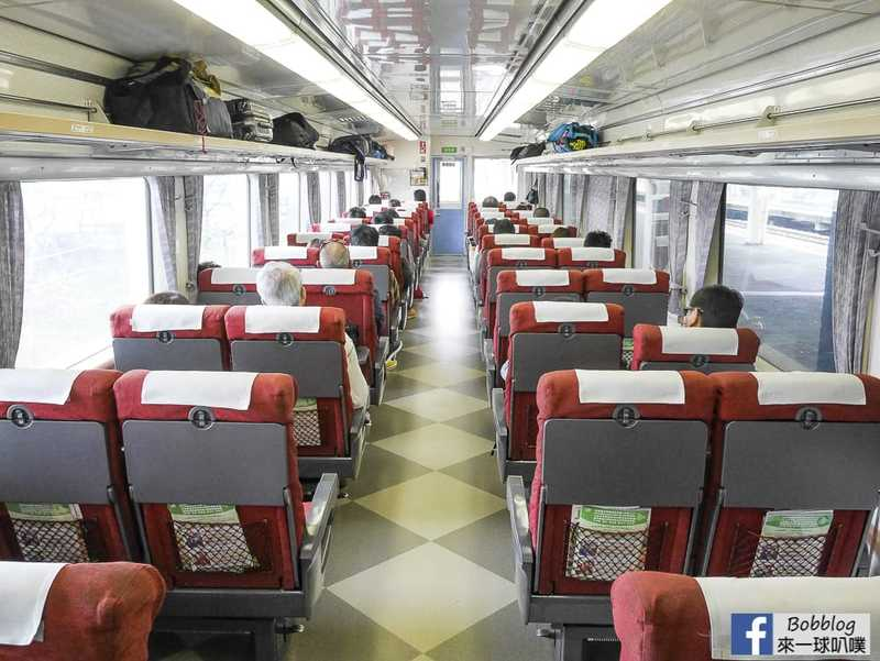 Sapporo to hakodate train 14