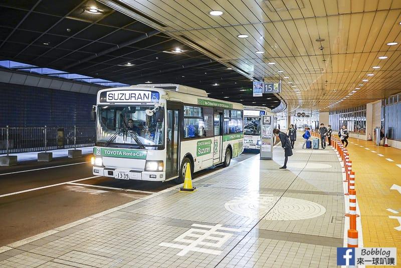 New chitose airport 52