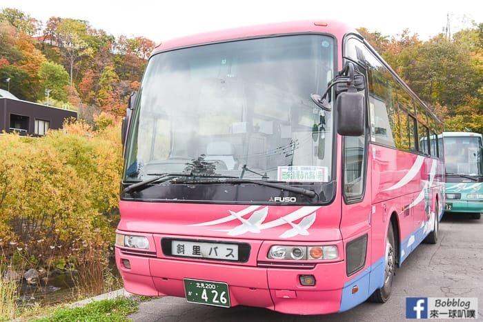 延伸閱讀:知床五湖交通|斜里巴士路線整理(知床線,觀光巴士,臨時巴士)