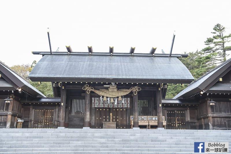 Hokkaido Shrine 24