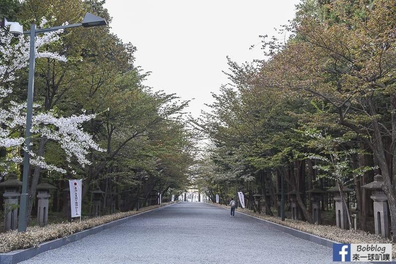 Hokkaido Shrine 28