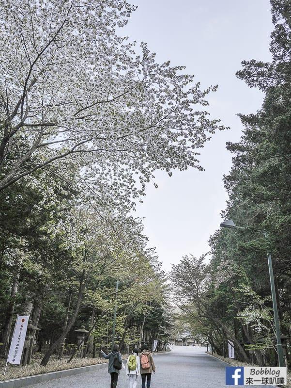 Hokkaido Shrine 43