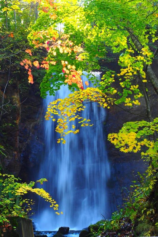 白糸の滝-31