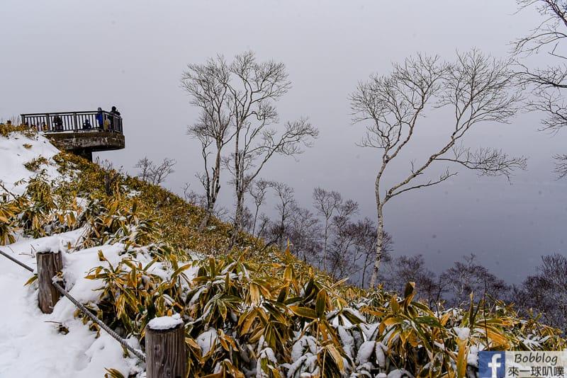Lake Mashu winter 11