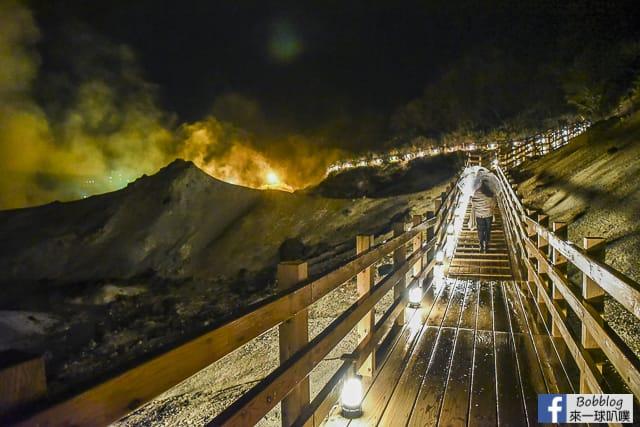 延伸閱讀:北海道登別地獄谷點燈-鬼火之路,2019地獄谷鬼花火資訊