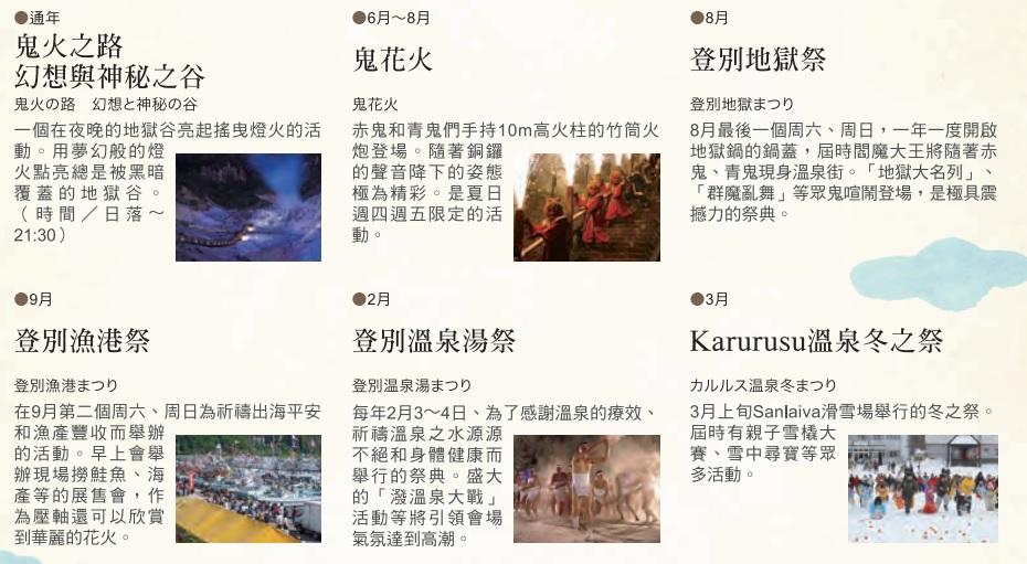 北海道登別溫泉行程景點攻略(登別地獄谷,交通,美食,溫泉住宿) @來一球叭噗日本自助攻略