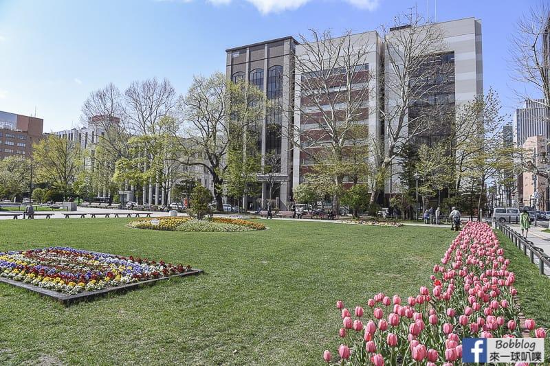 Odori Park 12