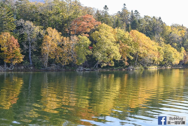 Akan lake boat 18