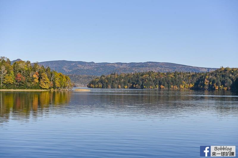 Akan lake boat 21