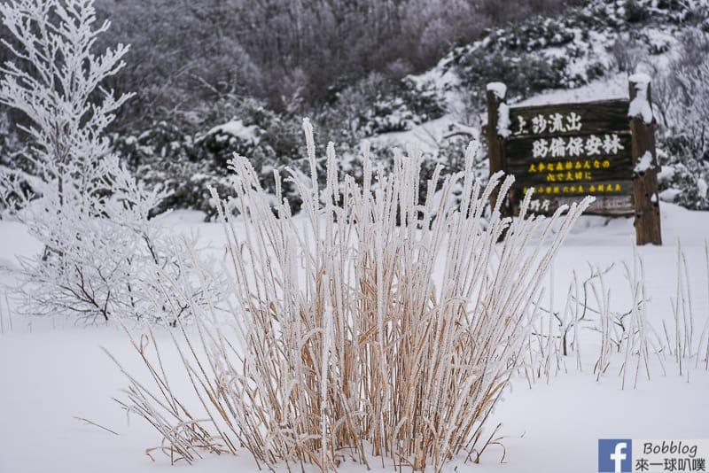 Mount Iozan winter 28