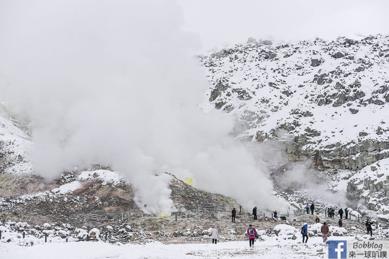 Mount Iozan winter 41