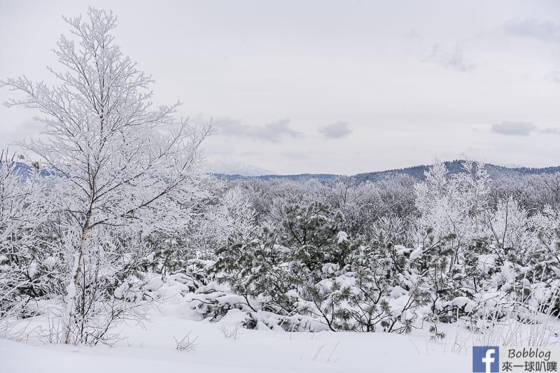 Mount Iozan winter 47