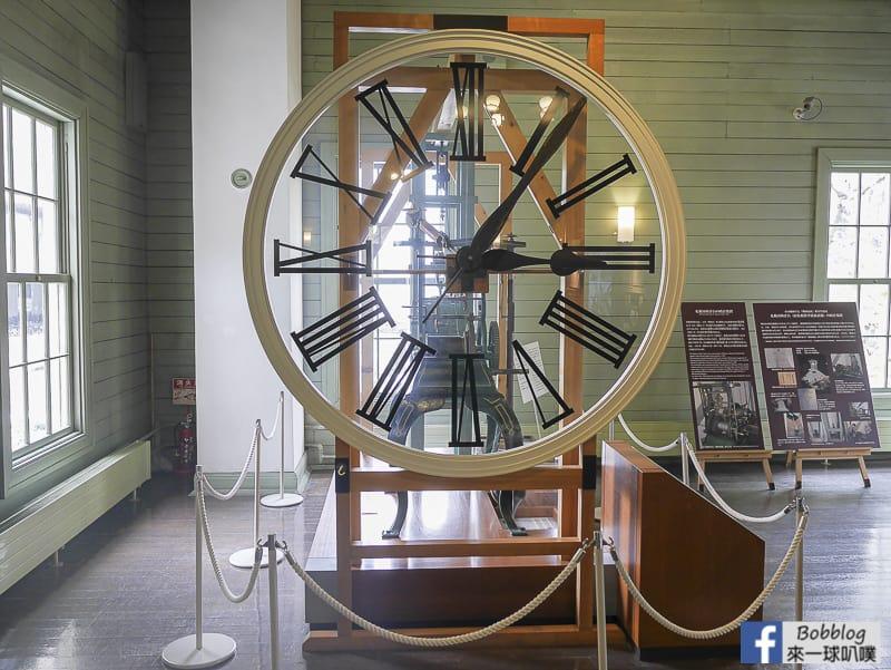 Sapporo clock tower 14