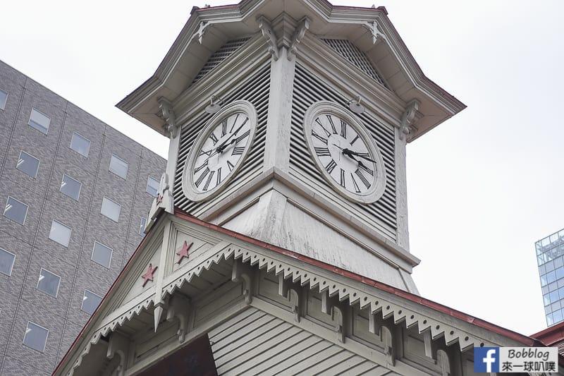 Sapporo clock tower 21