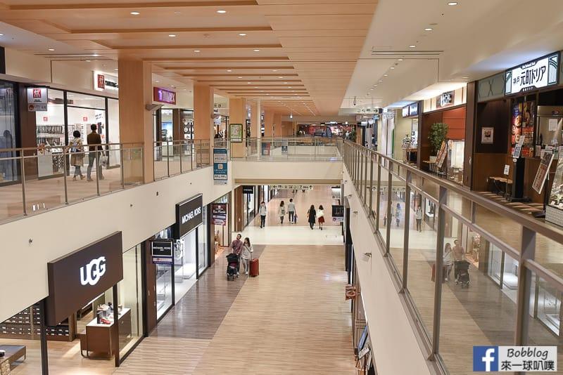 Mitsui shopping park 48