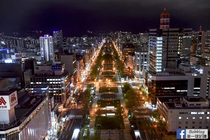 延伸閱讀:札幌景點|札幌電視塔展望台夜景(札幌地標、門票購買)