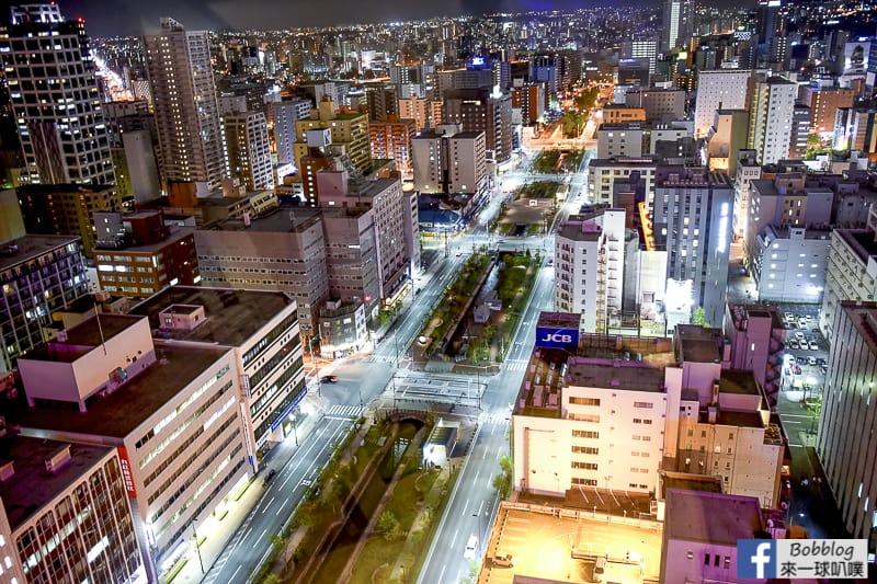 Sapporo tv tower 7