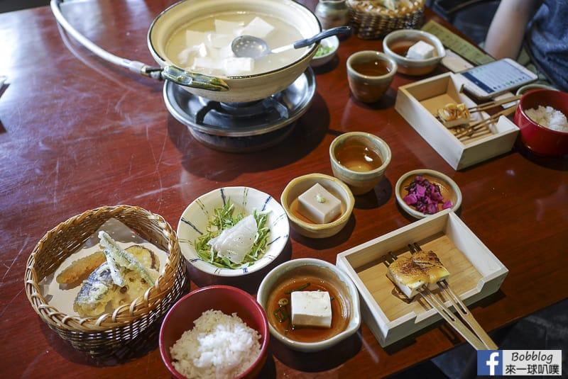 延伸閱讀:京都湯豆腐-南禪寺順正(傳統豆腐會席料理,事先預約免排隊)