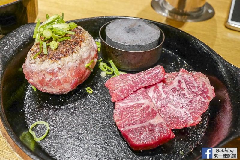 延伸閱讀:大阪難波美食-極味屋難波店(好吃鐵板燒漢堡肉,和牛牛排)
