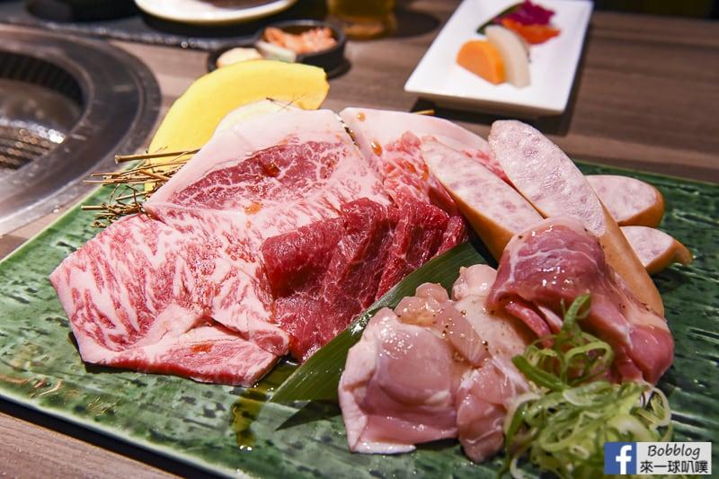 延伸閱讀:大阪道頓堀燒肉-華道和牛黑豬燒肉(肉質好,A5和牛好juicy)