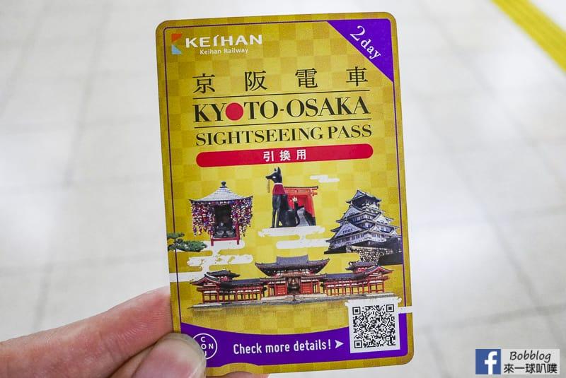 延伸閱讀:京阪電車一日券|京都大阪觀光一日券,京都大阪觀光二日券
