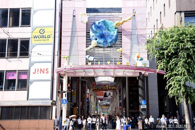 [熊本逛街攻略]上通商店街・下通商店街・新市街(藥妝商場百貨)