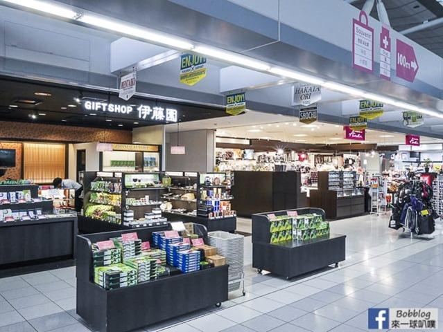 福岡機場免稅店購物,福岡機場出境前商店街攻略 @來一球叭噗日本自助攻略