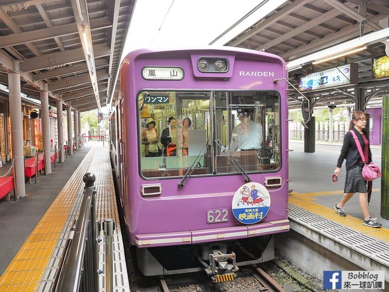 延伸閱讀:嵐山交通|京福電鐵(嵐山電車)、4種嵐電一日券