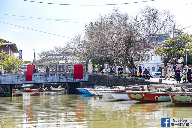福岡柳川遊船(可愛的唱歌船伕,船票,交通,優惠券) @來一球叭噗日本自助攻略