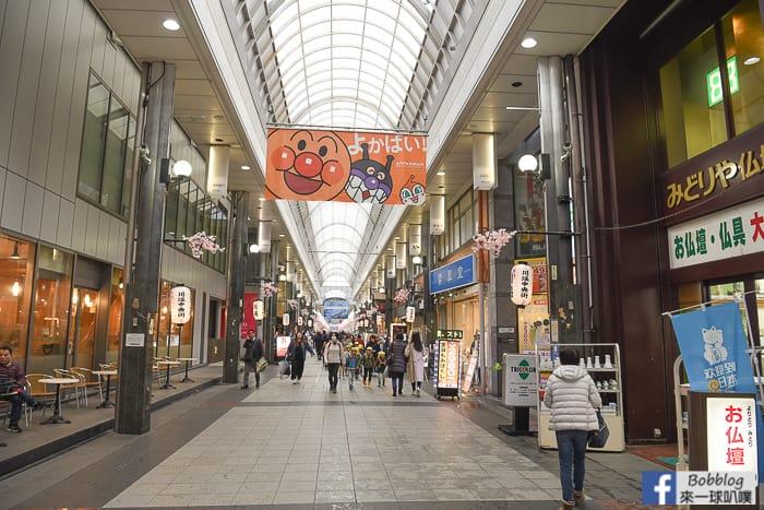 延伸閱讀:福岡博多逛街購物|川端通商店街(美食整理、百元雜貨服飾藥妝)