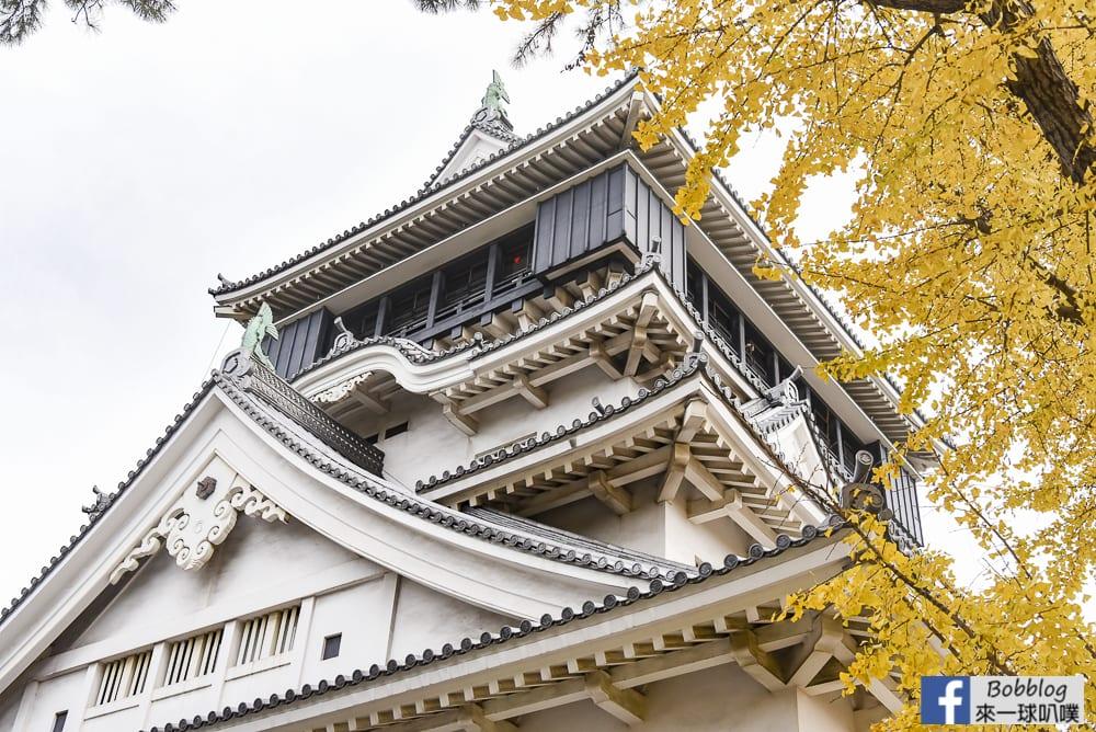 Kokura Castle 14